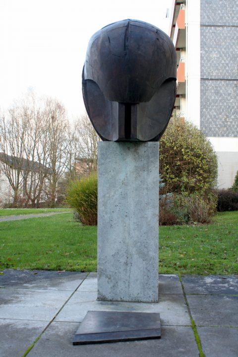 Gabriele Marwede, Mahnmal für die Opfer der NS-Justiz, 1989 | Deutsche Richterakademie, Trier