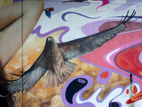 MANTRA & LOVE, Spring, 2015 | Konrad-Adenauer-Brücke