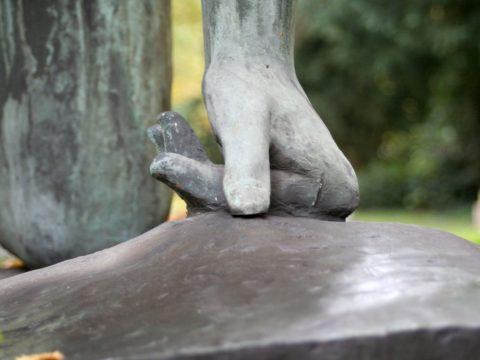Michael Trierweiler, Denkmal für die Opfer der Gewaltherrschaft 1933–1945, 1950 | Hauptfriedhof, Trier-Nord