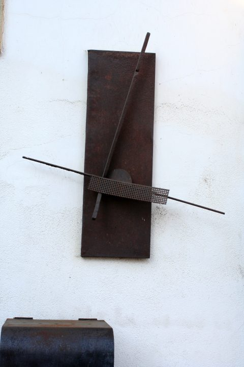 Helmut Stäger, Ohne Titel, o.J. | Gelände der Europäischen Kunstakademie, West/Pallien, Trier