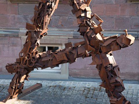 Aktion Arbeit, Arbeiter A, 2007 | Mustorstraße, Bistum Trier, Trier