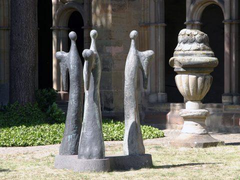 Ernst Steinacker, Drei Engel, 1993 | Ernst Steinacker, Drei Engel, 1993