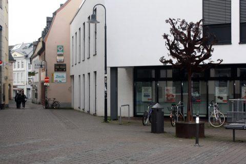 IG Metall Trier, Lebensbaum, 2004 | Hosenstraße, Trier Stadtmitte