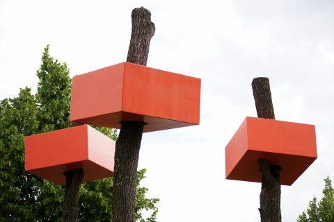 Till Hausmann, Trio Trier, 2015 | Robert-Schumann-Allee, Petrisberg, Trier