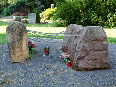 Guy Charlier, Denkmal der Deutsch-Französischen Freundschaft, 2015 | Hauptfriedhof Trier