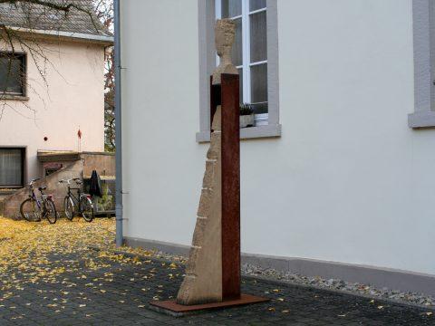 Guy Charlier, Wächter der Würde, o.J. | Trierer Hospiz