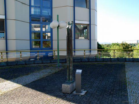 Johannes Metten, Mutant, 1991 | Forumsplatte, Universität Trier