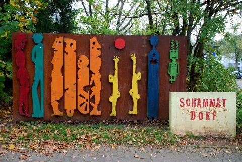 Unbekannt, Schammatdorf, 1979 | Im Schammat, Trier