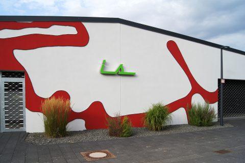 Bodo Korsig, Every moment is inspiring or stupid, 2014 | Bobinet Quartier, Euren, Trier