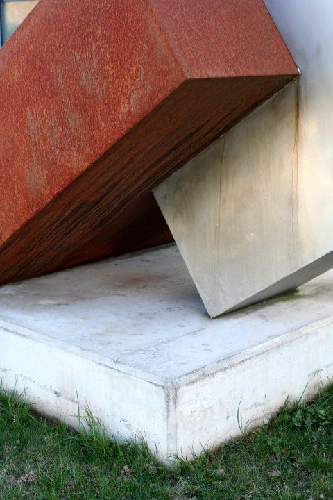 Hans Hase, Metallobjekt, o. J. | Handwerkskammer Trier, Ruwer/Eitelsbach, Trier