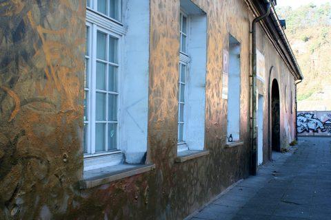 MANTRA & LOVE, Exzellenzhaus, 2016 | Exhaus, Zurmaiener Straße, Trier-Nord