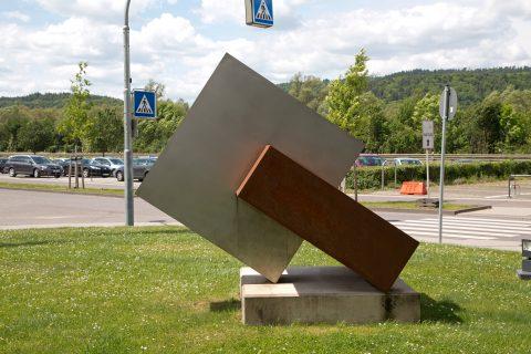 Hans Hase, Metallobjekt HWK, o.J. |