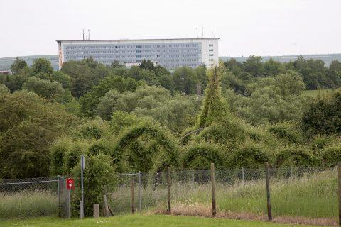 Jugendprojekt zur LGS, Luftschloss, 2004 |