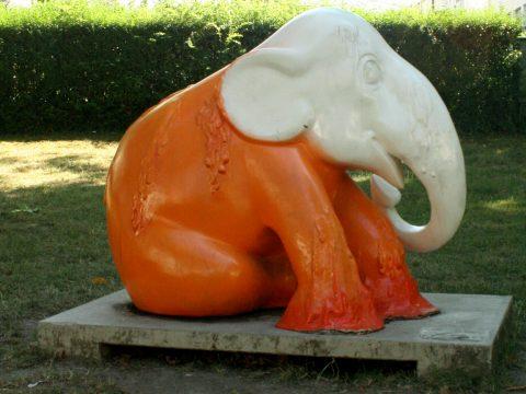 Elephant_Parade_Trier_Luxemburg_2013_Melting_Elephant_03 |