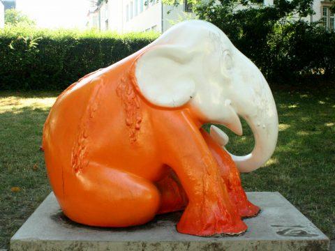 Elephant_Parade_Trier_Luxemburg_2013_Melting_Elephant_08 |