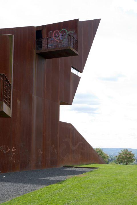 François Valentiny, Turm der Träume und Sehnsüchte, 2004 |