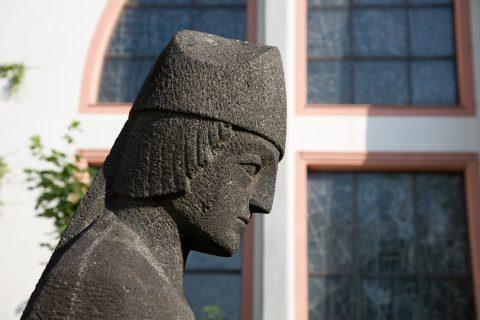 Johannes Albert Zapp, Heiliger Ambrosius, 1963 |