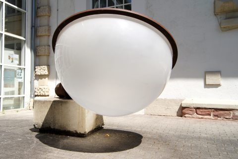 Mathias Lanfer, Weiße Luft, 2007 (2015) | Europäische Kunstakademie, West-Pallien, Trier