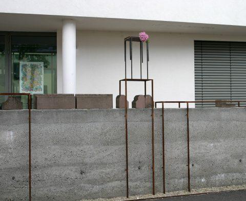 Maria Steinmann, Kunst am Bau – Haus des Jugendrechts, 2014 |