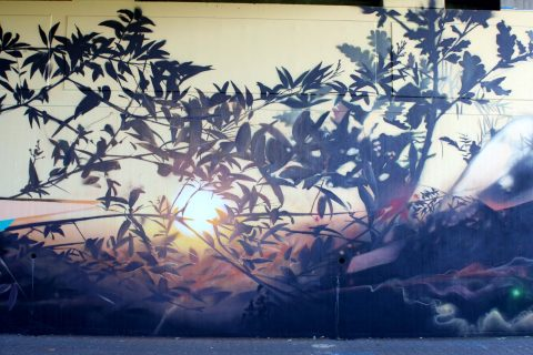 Mantra_&_Love_Graffiti_Konrad_Adenauer_Brücke_Trier_201719 |