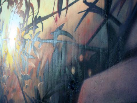 Mantra_&_Love_Graffiti_Konrad_Adenauer_Brücke_Trier_201732 |