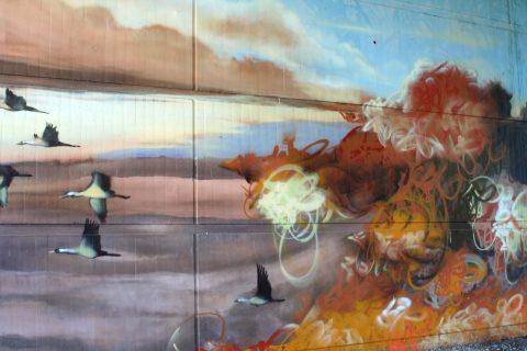 Mantra_&_Love_Graffiti_Konrad_Adenauer_Brücke_Trier_201735 |